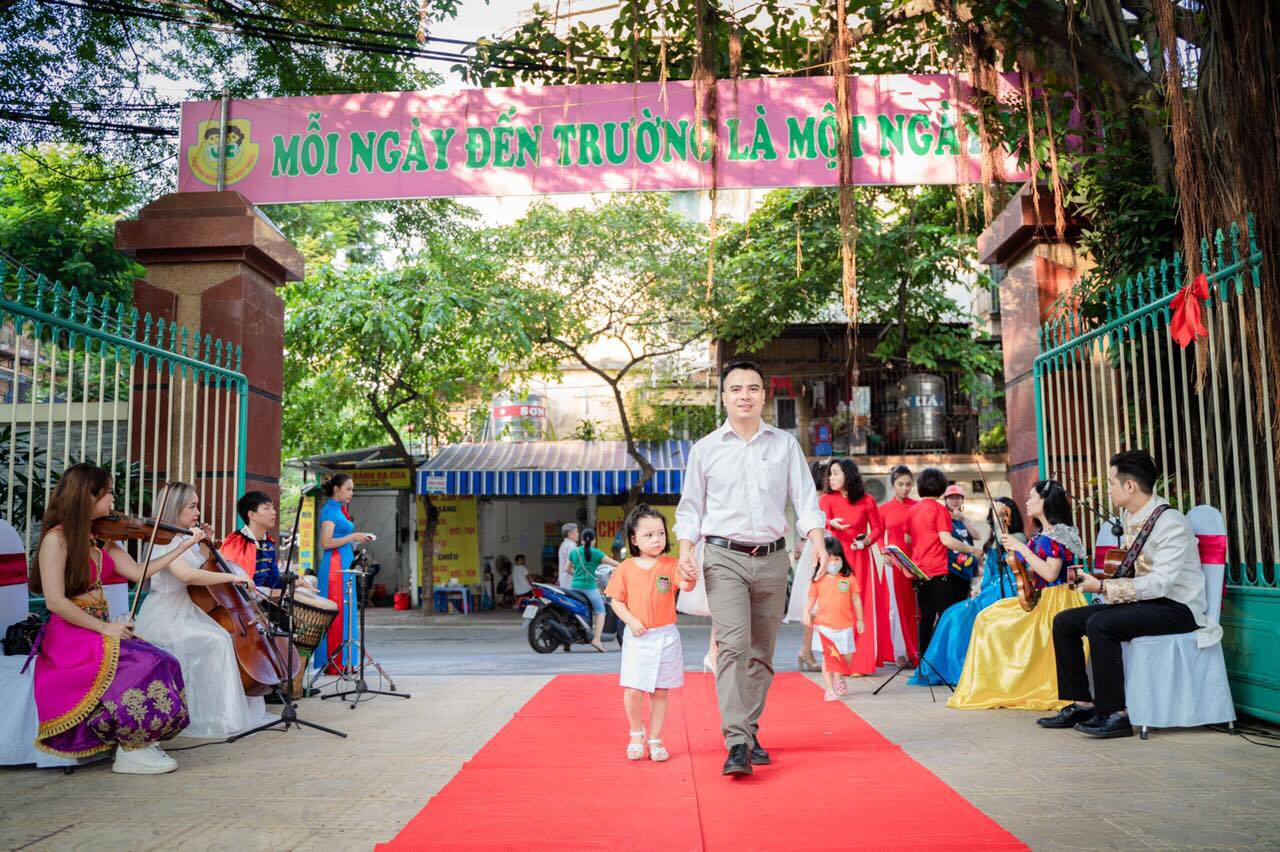 Ngày hội đến trường Việt Triều